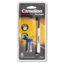 Camelion DL2AAAS ALUMINIOWA latarka na długopis, w