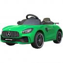 Mercedes Benz GTR AMG kinderwagen groen