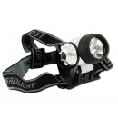Ecolle 9 LED headlight in blister