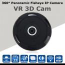 Caméra panoramique WiFi
