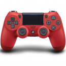 Sony PS 4 Wireless DS 4 V2, Rojo Magma
