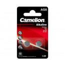 CamelionAlkaline AG8 / LR55 / LR1121 / 391 / BP2