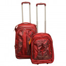 wholesale Suitcases & Trolleys:2 pcs. Cloth trolley set