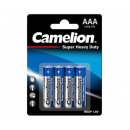 Camelion R03 / AAA / Bleu / BP4