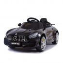Mercedes Benz GTR AMG child car black