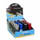 Ecolle 9 LED-zaklamp in het verkoopdisplay van de