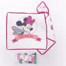 Disney Mickey handdoek met capuchon