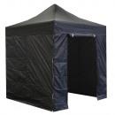 groothandel Sport & Vrije Tijd: Easy up partytent 2x2m zwart party tent feesttent