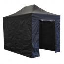 groothandel Sport & Vrije Tijd: Easy up partytent 2x3m zwart party tent feesttent