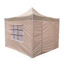 Easy up party tent alu 3x3m party tent party tent