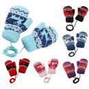 Guanto da bambino a maglia per guanti