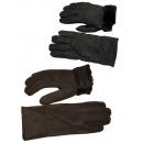 Großhandel Handschuhe: Handschuhe Patchwork Schaf Lammfell Winter ...