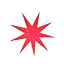 Karácsonyi csillag 60cm papír csillag karácsonyi d