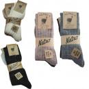 2 pairs of alpaca socks