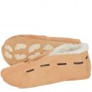 Prawdziwy skórzany pantofel Babucha ABS Stopper