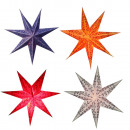 Karácsonyi csillag 40cm papír csillag karácsonyi d