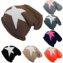 Bonnet en tricot Bonnet