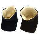 Foot warmer Wool Winter Footmuff Warm Cuddly
