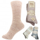 2 pairs of angora socks ecological wool warm ÜGR
