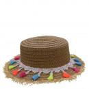 Sombrero de paja para niños