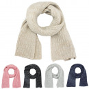 wholesale Scarves & Shawls: Scarf knit scarf XXL Blogger Soft Winter