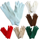 Finger gloves teenager kids carnival knitwear