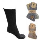 2 paar Alpacka sokken