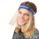 Visiera protezione visiera protezione bocca masche