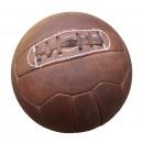 Ballon de football Vintage . Style des années 50