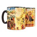mayorista Artículos con licencia: Mug de cerámica VINTAGE TOROS