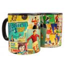 Mug Vintage Soccer