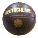 Soccer ball Vintage Germany.