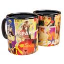 mayorista Artículos con licencia: Mug de cerámica VINTAGE ESPAÑA
