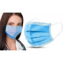 3 lagen medisch mondmasker op voorraad