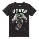 DC-Comics DC-Comics-T-Shirt VERRÜCKTER JOKER