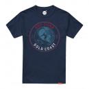 Heißer Thunfisch-Heißer Thunfisch-T-Shirt GOLD COA