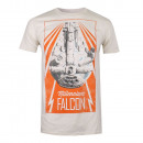 Star Wars -Camiseta Star Wars NEU FALCON