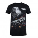 Star Wars -Camiseta Star Wars Todesstern COMIC