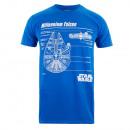 Star Wars -Camiseta Star Wars FALCON BAUPLAN