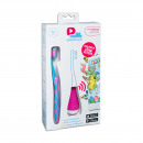 wholesale Painting Supplies: Playbrush Set - Kids Toothbrush Pink
