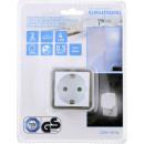 wholesale Illuminants: Sensor light 4led & plug