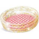 Intex Baby zwembad roze glitter 86 x 25 cm