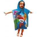 Großhandel Handtücher: Handtuch Poncho Kind Mädchen