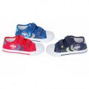 mayorista Ropa / Zapatos y Accesorios: Zapatos lona niño (26-31)