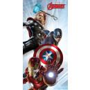 Großhandel Handtücher: Avengers Kinderhandtücher