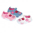 Großhandel Jeanswear: Kinder Canvas Sneakers (25-30)