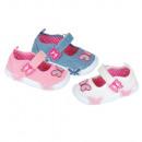 Großhandel Jeanswear: Kinder Canvas Sneakers (19-24)