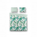 Deckbettbezug Seien Sie botanisch, 200x220, grün
