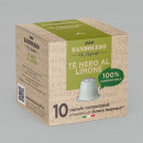 NEW: Organic Tea Capsules for Nespresso © *