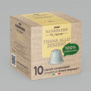 NEW: Organic Ginger Tea Capsules for Nespresso © *